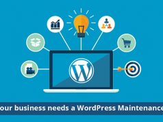 Why your business needs a WordPress Maintenance plan?